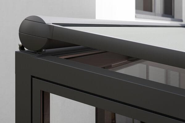 markilux 8800 folding arm awning profile