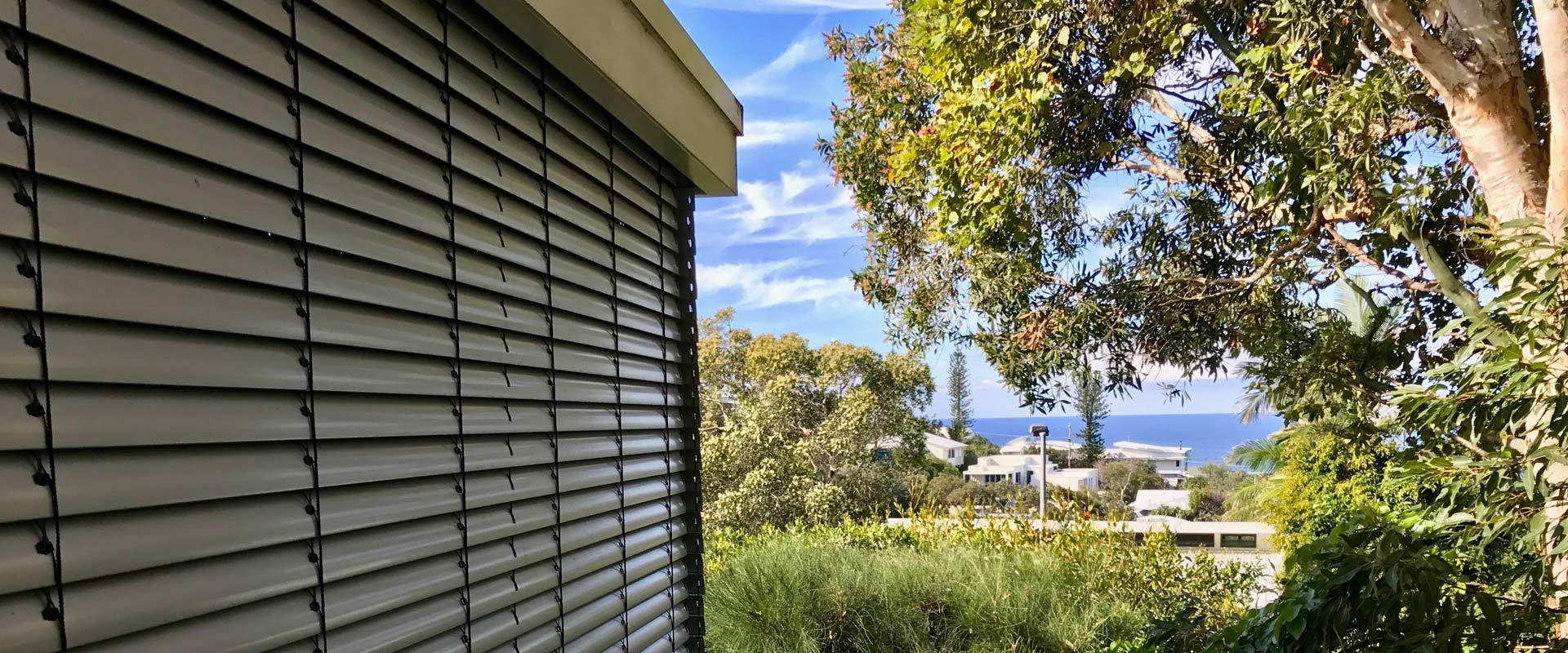Vental Blinds Sunshine Coast - External blinds Dove Industry